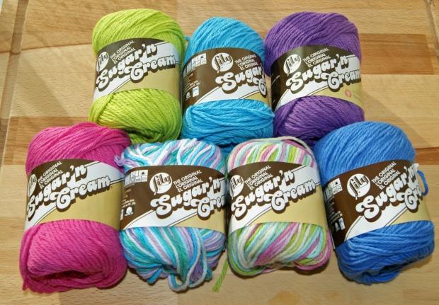 Yarn glorious yarn!