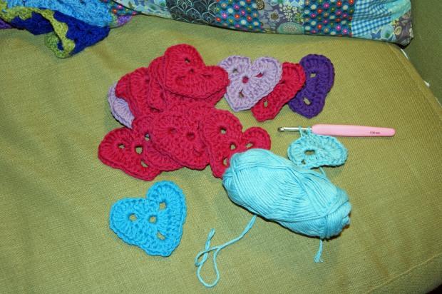 I've used Drops Paris, an aran weight  100% yarn