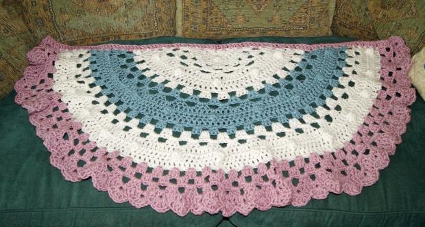 My mum's shawl