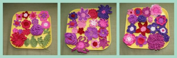 50 flowers