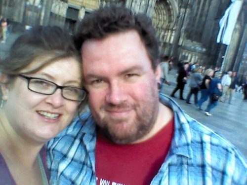 Cologne selfie