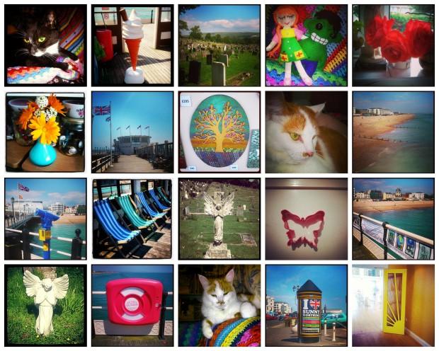 15/06/14 Instagram collage