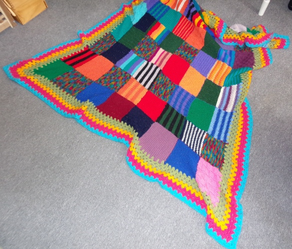 squiffy blanket