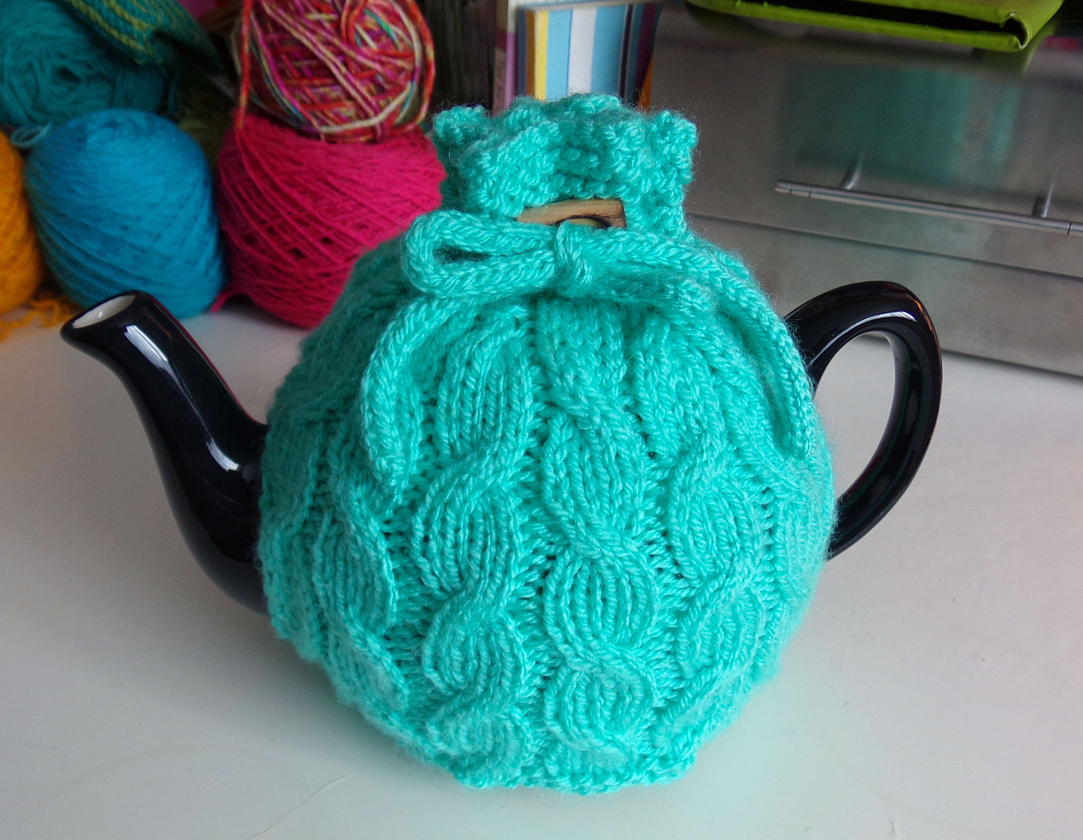 Three Free Tea Cosy Patterns Reviewed Or Why Tea Pots Are Better