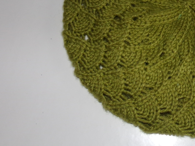 Bellezza hat close up