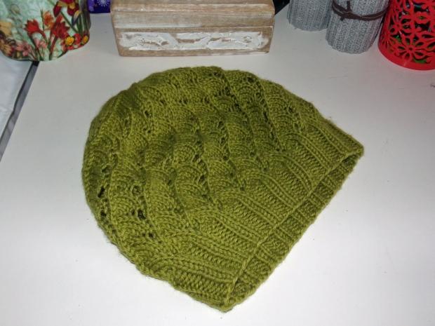 cashmerino hat profile
