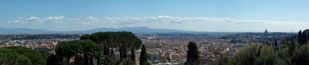 Rome panarama