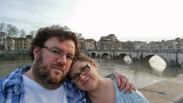 on the tiber