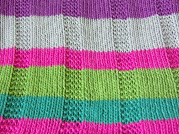 Beautiful bold stripes