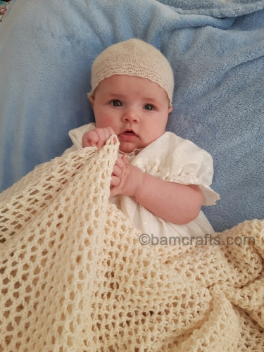 BB's Christening outfit