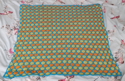 honeycomb blanket 1