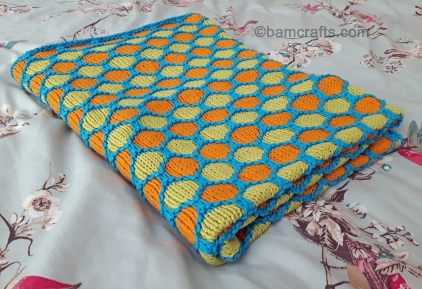 honeycomb blanket 2