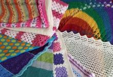 wheel of blankets