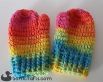 crochet-rainbow-baby-mittens-4