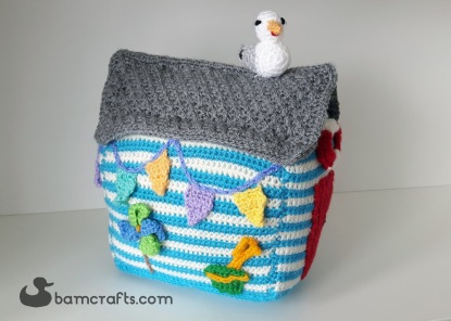 crochet beach house side 1