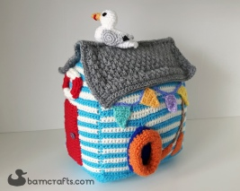 crochet beach house side 2