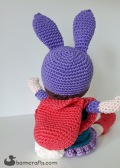 crochet bunny girl 3